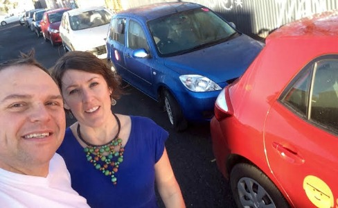 Why I rent my car out: a Melbourne car owner explains what sharing means to him