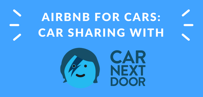 Airbnb for cars - why you need to know there's a better way in Australia