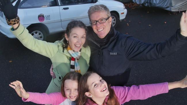 Car sharing in Melbourne – meet a family who've made it work