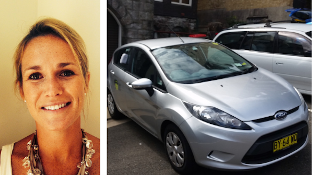 How Kate turned her car into a revenue generator